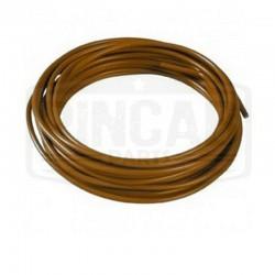 Fil souple 1mm² marron (au m)
