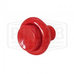 Bouton flipper rouge
