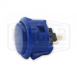 Bouton Sanwa OBSF 30mm bleu...