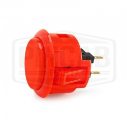 Bouton Sanwa OBSF 30mm orange