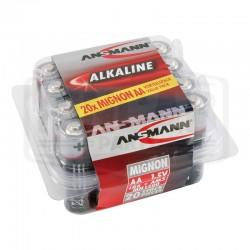 Piles AA 1.5 Volts (pack de...