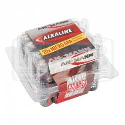 Piles AAA 1.5 Volts (pack...
