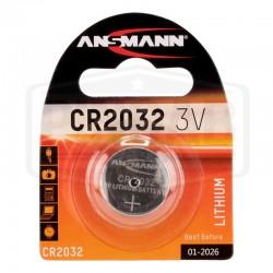 Pile CR2032 3 Volts Lithium