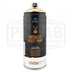 Bombe effet métallisé...