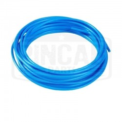 Fil souple 1mm² bleu clair...