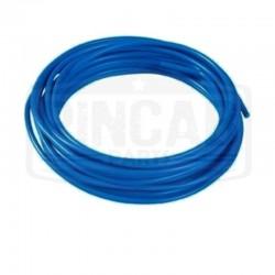 Fil souple 1mm² bleu foncé...