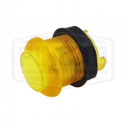 Bouton lumineux 28mm jaune