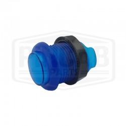 Bouton lumineux 24mm bleu