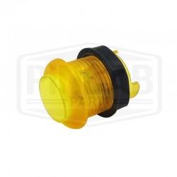 Bouton lumineux 24mm jaune