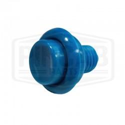 Bouton flipper bleu