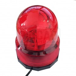 Gyrophare rouge 12 volts