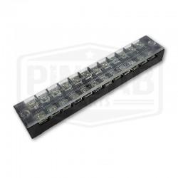 Domino / bornier avec 12...