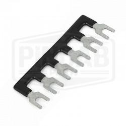 Peigne noir domino /...