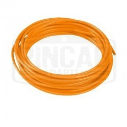 Fil souple 1mm² orange (au m)
