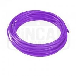 Fil souple 1mm² violet (au m)